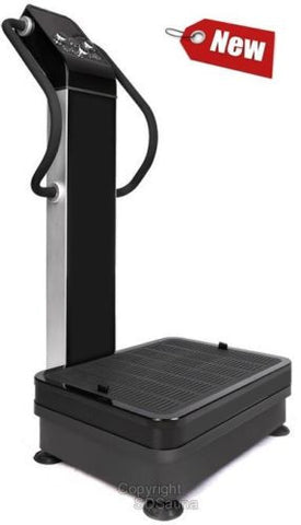 Dual Motor 1500w Whole Body Power Vibe Vibration Plate Exercise Machine