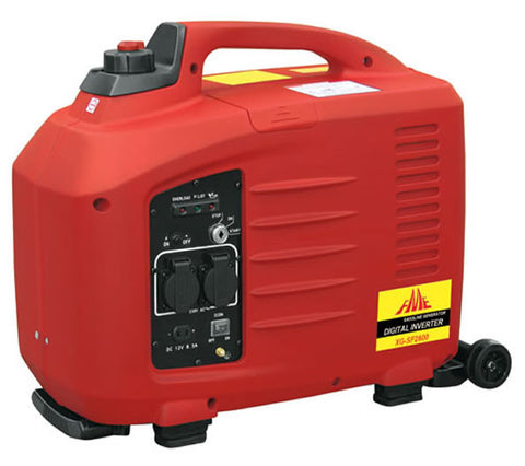 2.8KW Digital Inverter Generator Portable Gas 2800 Watt Gasoline