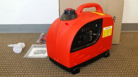 1KW Digital Inverter Generator Portable Gas 1000 Watt Gasoline