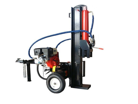 45 Ton Log Splitter 15HP Hydraulic Gas Powered Wood
