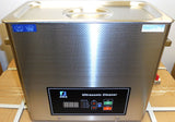 6L Stainless Steel DUAL FREQUENCY 20kHz 40kHz Ultrasonic Cleaner 1.6 Gallon
