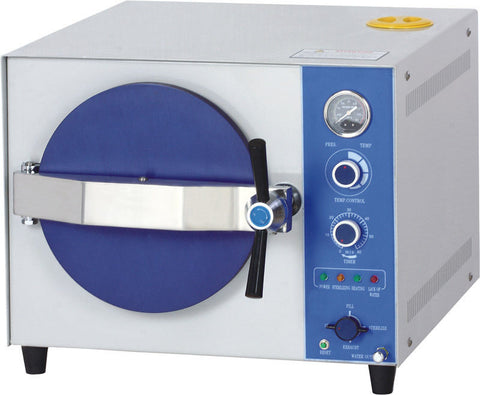 20L Autoclave Steam Sterilizer Dental Tattoo Medical Machine