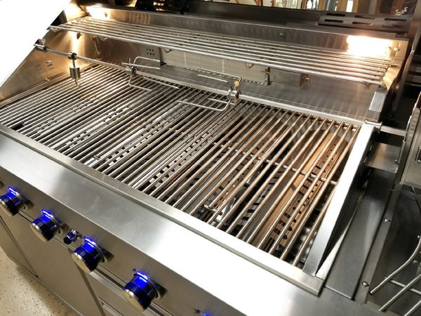 Stainless Steel Outdoor 8 Burner Bbq Propane Natural Gas