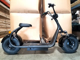 2000W Fat Wide Tire Electric Scooter Bike Motorcycle 18AH 60V Lithium Ebike