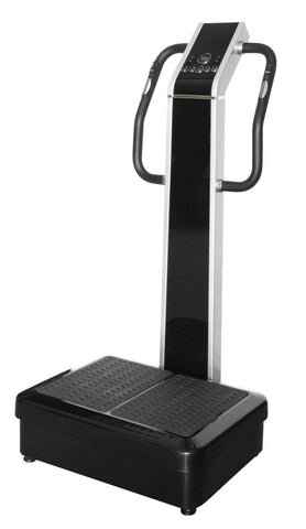 Dual Motor 1500w Vibration Vibe Plate Exercise Cardio Machine Massager