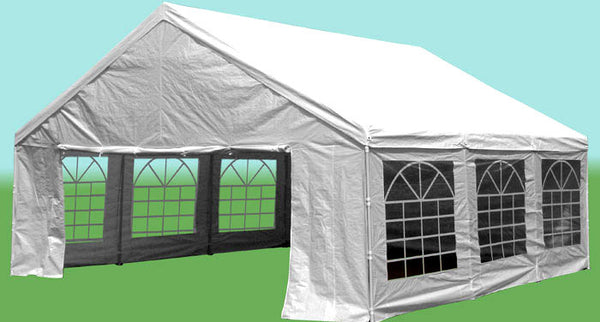 20 X 20 Gazebo Wedding Event Party Tent Canopy San
