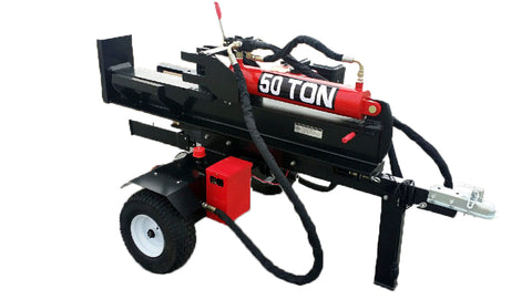 50 Ton Log Splitter