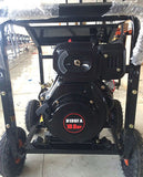 10HP DIESEL Commercial Pressure Washer 3600 PSI AR Pump Electric Start