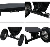 All Terrain Off Road Electric Skateboard Longboard Mountainboard Cross Country