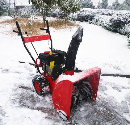 6.5HP 196cc Gas Powered Snow Blower