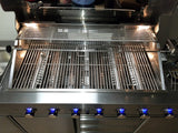 3 in 1 Stainless Steel Outdoor BBQ Kitchen Island Grill Propane LPG w/ SINK