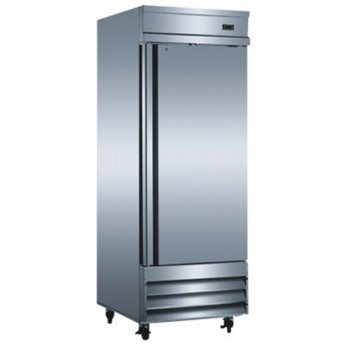 "29"" Stainless Steel Refrigerator CFD-1RR 1 Single Door Commercial"