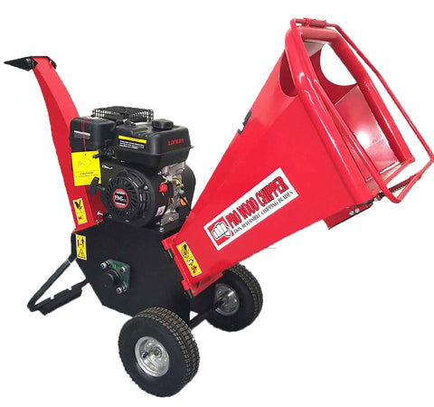 6.5HP Wood Chipper by Samson Machinery