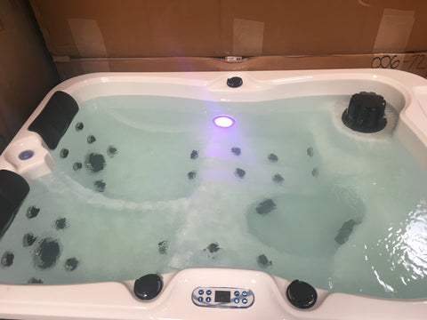 2 Person Hydrotherapy Bathtub Hot Bath Tub Whirlpool Spa