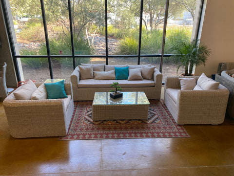 San Diego Outdoor Patio Furniture Wicker Sectional Sets Sdi Factory Sdi Factory Direct Wholesale
