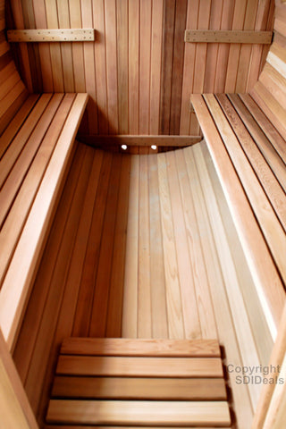 6 ft canadian red cedar barrel sauna wet dry spa 4 person size 6 ft canadian red cedar barrel sauna wet dry spa 4 person size altavistaventures Images