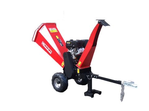 Large 15HP Wood Chipper