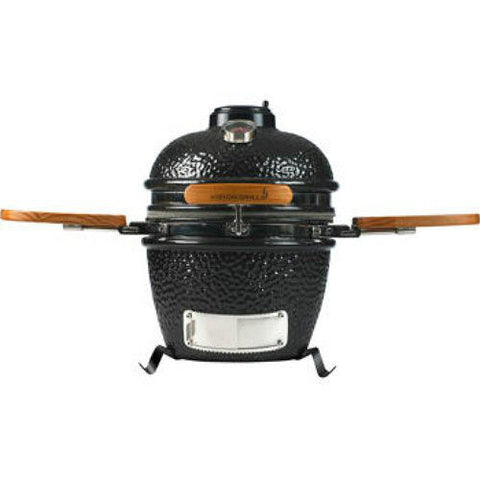 Kamado Classic P Series Backyard Outdoor Charcoal Grill
