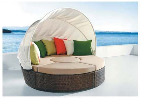 Model L-011 Sunbed Outdoor Lounger Cushion Covers