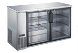 UBB-24-60G-SS Back Bar Cooler