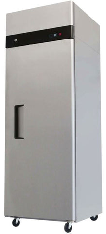"1 Door 29"" Stainless Steel Commercial Refrigerator Cooler MBF-8004"