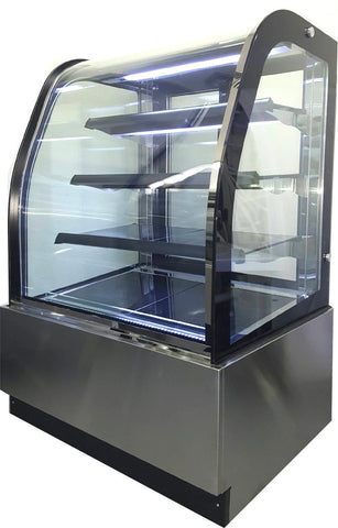 "36"" Display Case Commercial"