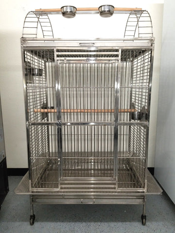 Bird Cage Stainless Steel
