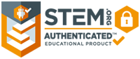 Gujo Adventure toys are STEM Authenticated