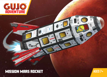 Download the Gujo Adventure Mission Mars Rocket Instructions
