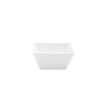 18 x 18 x 8.5 cm White Square Bowl