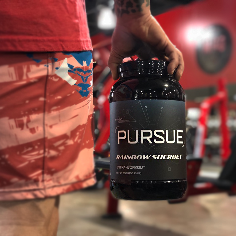 Pursue Intra Workout