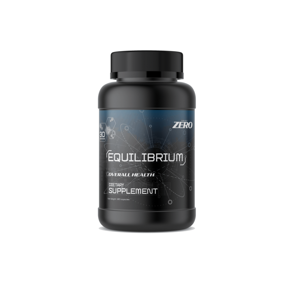 Equilibrium Overall Health Supplement