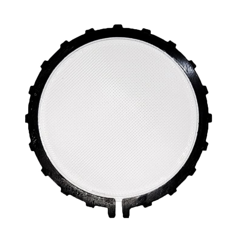 Round Light Covers 2.5""