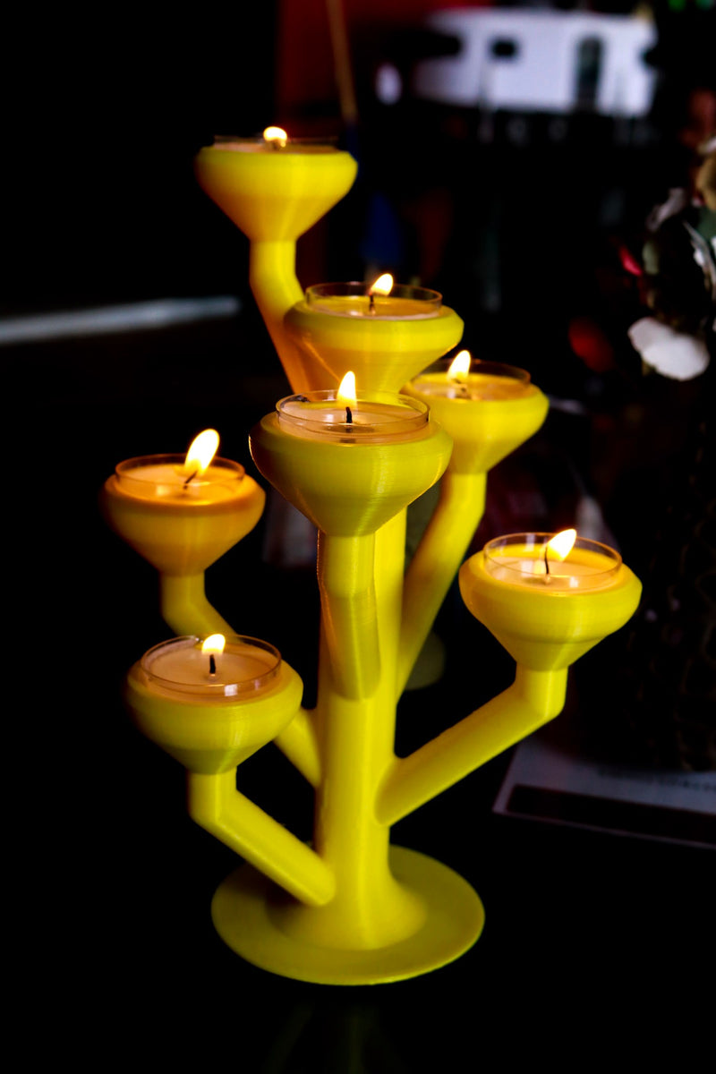 3D Printed Candle Holders