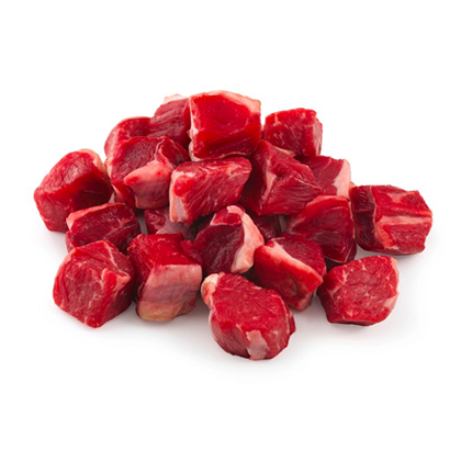 Marinated Beef Stew Pieces