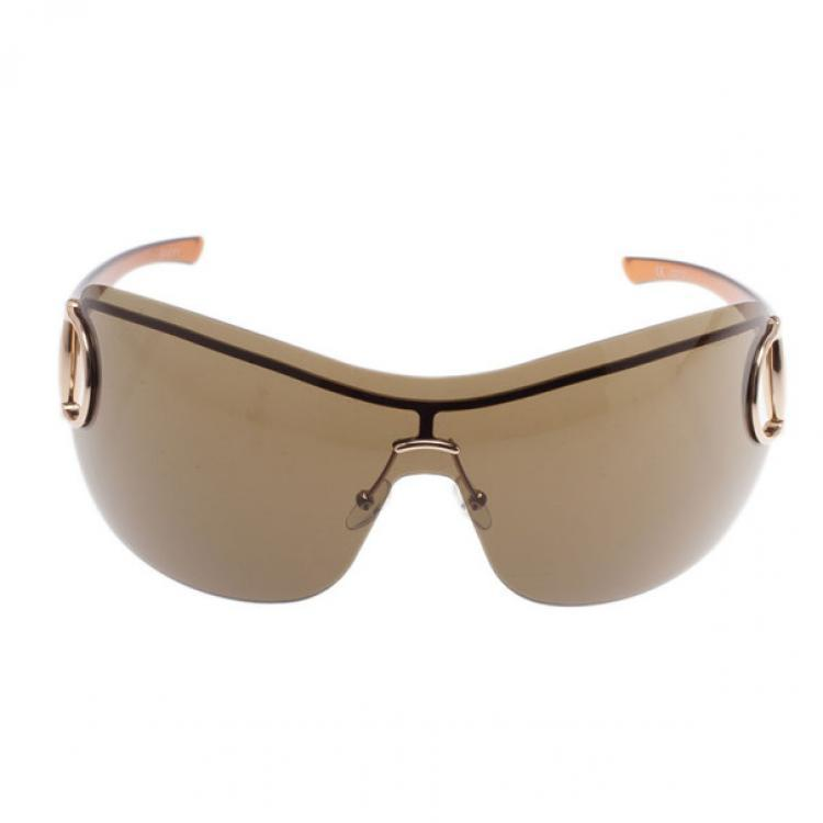 Gucci Horsebit Sunglasses