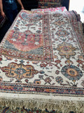 Antique Persian Garden Design Bakhtiari  13'x 16'