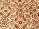 "New Afghanistan Hand-Knotted Oriental Carpet  8'2""x 9'8"""