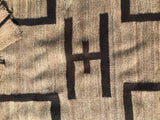 "Antique 1900's Navajo Rug  4'x 7'8"". SOLD"
