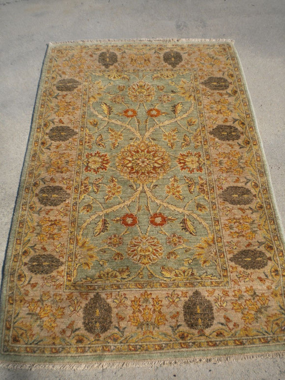 New Pakistan Hand-woven Antique Reproduction Rug