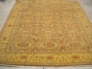 sumptuous antique colors, square size, fantastic quality, bargain priced!