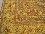 New Pakistan Hand-woven Antique Reproduction of a 19th Century Indo-Persian Design    12'x 13'8""