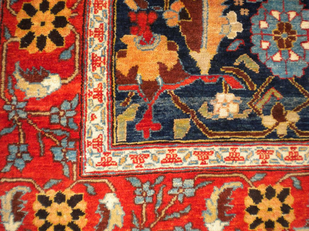 New Turkish Hand Woven Antique Reproduction Of 19th