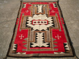 1950's Beautiful Navajo Rug     SOLD!