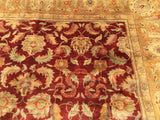 "New India Hand-Knotted Jaipur Agra 10/10 Quality 9'2""x 12'4"""