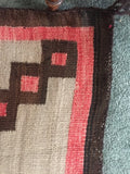 "Antique Navajo Klagatoh Rug 54""x 83""   SOLD"