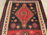 "Vintage Turkish Kilim     4'6""x 11'7""  SOLD"