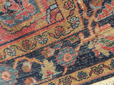 "Antique Mohajeran Persian Sarouk   4'2""X 6'1""  SOLD"