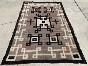 Antique Navajo Rug. SOLD