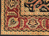 New Indian Hand-knotted Agra    8'x 10'